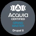Czinege David - Drupal 8 Grand Master